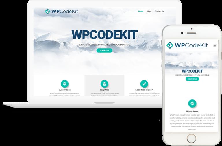 wpcodekit